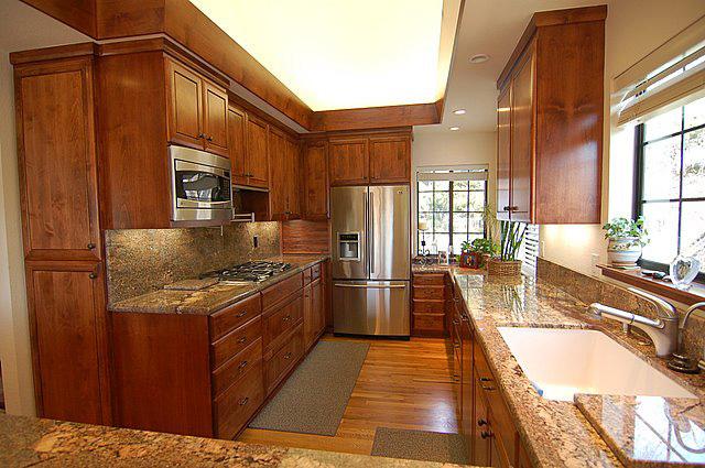 Santa Cruz Custom Kitchen Cabinets - New & Remodel - Cabinet Maker Shop
